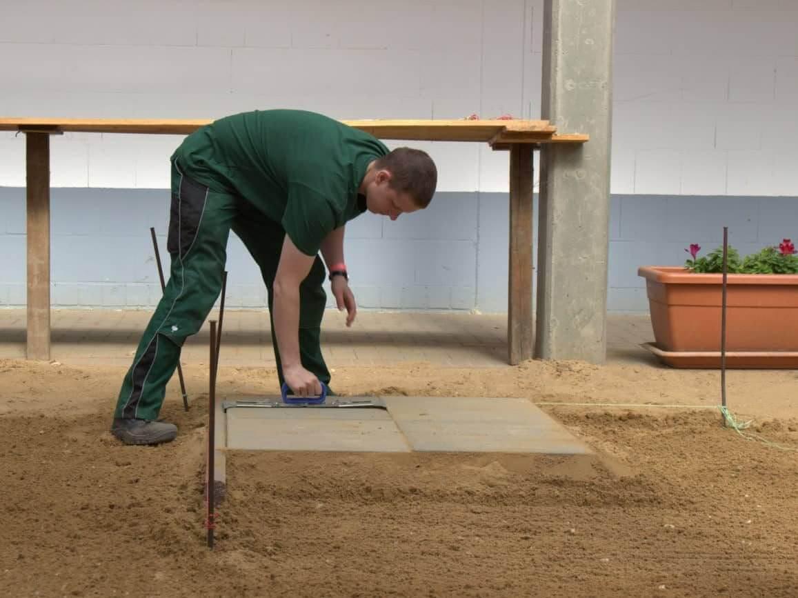 Fachpraktiker/in im Gartenbau Fachrichtung Garten- und Landschaftsbau