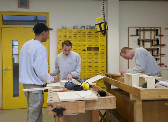 Fachpraktiker/-in für Holzverarbeitung
